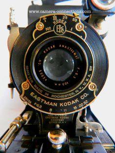 Kodak Folding... esta es como la que yo tengo