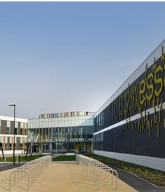 Glazing systems by Kawneer feature on the new Essa Academy in Bolton Civil Engineering Projects, Construction News, 16 Year Old, Learning Environments, Primary School, Entrance, Restoration, Students, Concept