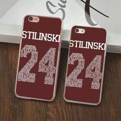 Teen Wolf STILINSKI 24 iPhone Case