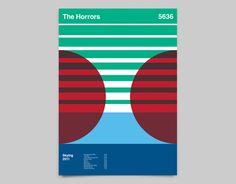 ALBUM ANATOMY / The Horrors / 2011. By Duane Dalton