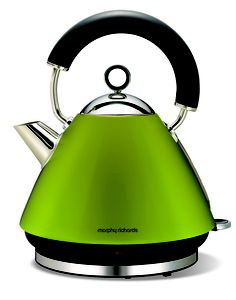 Morphy Richards Oasis Green. #kettle #green