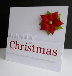 Merry Christmas by sistersandie - Cards and Paper Crafts at Splitcoaststampers