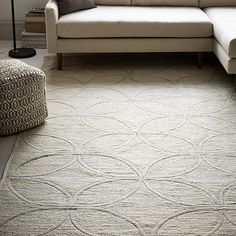 Leaf Tile Braided Jute Rug #westelm Love this rug, Serena & Lily has a v similar one that I've been coveting at twice the $. This is a gorgeous alternative