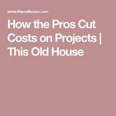 housing remodel costs
