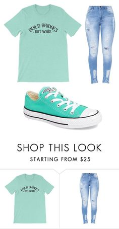 """""""Untitled #775"""" by alanawedge59 on Polyvore featuring Converse"""