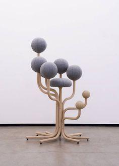 Conceptual Globe Chairs – Fubiz Media