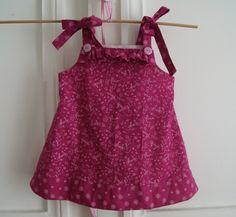 modele-robe enfant-Frou-Frou
