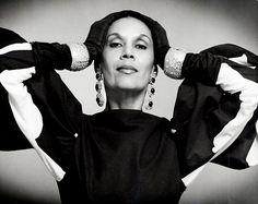 So regal!  Carmen De Lavallade, American dancer and choreographer