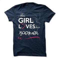 BOEHMER -This Girl Love her BOEHMER  - #floral tee #burgundy sweater. ORDER HERE => https://www.sunfrog.com/Valentines/BOEHMER-This-Girl-Love-her-BOEHMER-.html?68278