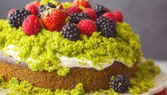 Neobvyklý dort? Unás frčí ten mechový se zeleným překvapením – Tchibo Baking, Cake, Recipes, Food, Bakken, Kuchen, Recipies, Essen, Meals