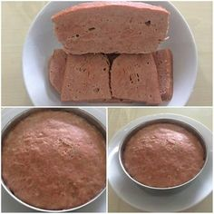 Resep Homemade Luncheon Meat/daging Maling (Non Halal) oleh Hana Friyanti Luncheon Meat Recipe, Indonesian Food, Pork Ribs, Pork Recipes, Easy Meals, Food And Drink, Yummy Food, Favorite Recipes, Homemade