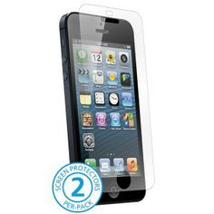 HD Anti-glare Screen Protectors for Apple iPhone 5s