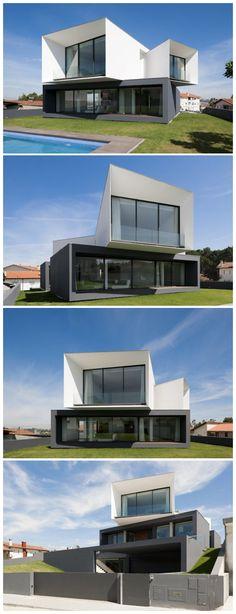 S.Roque House I in the Oliveira de Azeméis Municipality of Portugal   Bruno Armando Gomes Marques