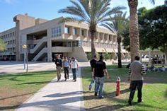 Israel: Ben Gurion University of the Negev