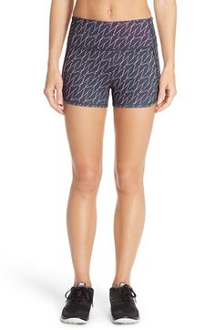 Zella 'Sassy' High Rise Shorts