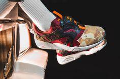 Titolo X atmos X PUMA Disc Blaze (Desert Dusk) - Sneaker Freaker c7477c68b