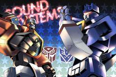 Transformadores _024 por YFM