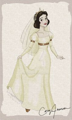 The Fairest Bride by Cor104.deviantart.com on @DeviantArt
