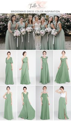 2020 Bridesmaid Dresses Ever Pretty Elegant Dresses To Wear To A Wedding As A Guest Dresses For Parties And Weddings Pearl Pink Bridesmaid Dresses Green Bridesmaid Dresses, Wedding Bridesmaids, Wedding Dresses, Infinity Dress Bridesmaid, Wedding Color Schemes, Wedding Colors, Wedding Styles, Wedding Venue Inspiration, The Dress