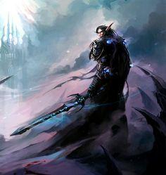 26 Best Deathknight Images Death Knight Warcraft Art