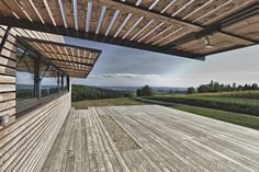 Casa de veraneio revestida de madeira – Judith Benzer | arktalk