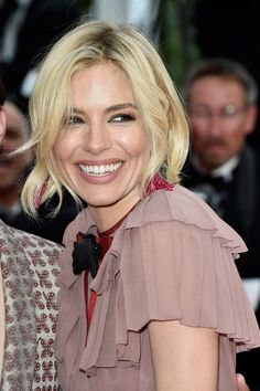 "Sienna Miller Photos - ""Macbeth"" Premiere - The 68th Annual Cannes Film Festival - Zimbio"
