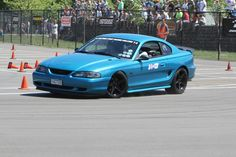 The whole point of owning a Pro Touring car is to show off your build skills. Outdoor car shows like the O'Reilly's Street Machine Nationals in St. Paul, Minnesota offers the perfect opportunity to test your Pro Touring vehicle.