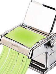 Cozinha+Aço+Inoxidável+Máquina+de+fazer+massa+Triturador+–+EUR+€+50.23