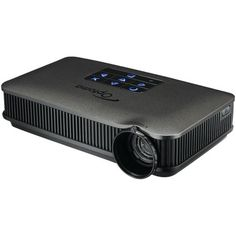 Optoma PK320 WVGA 100 Lumen DLP LED Pico Pocket Projector with HDMI and Rechargeable Li-Ion Battery Optoma http://www.amazon.com/dp/B0057CWRIY/ref=cm_sw_r_pi_dp_pfCoub183HZWC