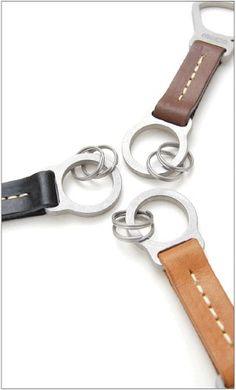Key Rings by MOCA