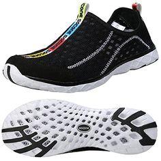 431d21e43f6 News Zhuanglin Women s Quick Drying Aqua Water Shoes Size 8 B(M) US Black