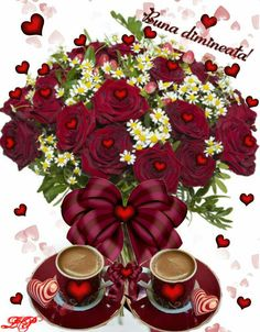 Good Morning Greetings, Good Morning Images, Morning Quotes, Good Movies, Table Decorations, Coffee, Coffee Time, Bom Dia, Love