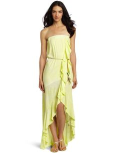 Woodleigh Women's Ruffle Long Dress « Dress Adds Everyday