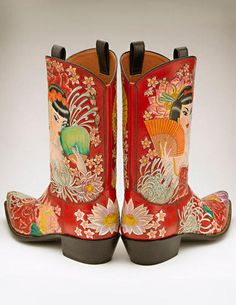 ROCKETBUSTER HANDMADE CUSTOM BOOTS, The Official Website | pinups