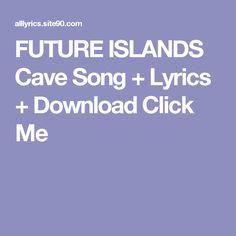 Future Islands Time On Her Side Lyrics