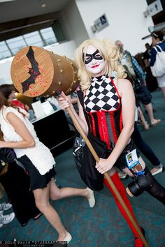 Harley Quinn | SDCC 2013
