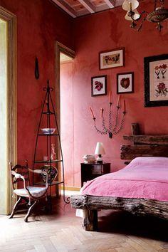 Quartos rosa (Foto: Divulgação)
