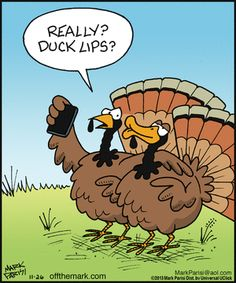 Thanksgiving Humor   Off the Mark Comic Strip on GoComics.com   #happythanksgiving #thanksgiving humor