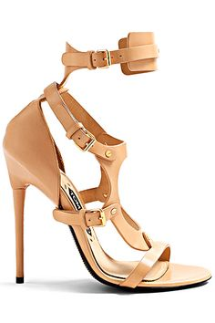 TOM FORD Spring/Summer 2013 Womenswear Collection: The Shoes #tomford #heels