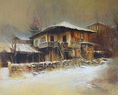 Winter in Staro Stefanovo