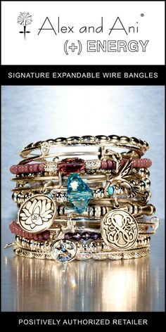 Alex-and-Ani @alexandani http://www.alexandani.com/ Made in America