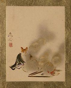 Zeshin, Foxfire