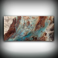 ORIGINAL Painting Art Painting Acrylic Painting by LDawningScott