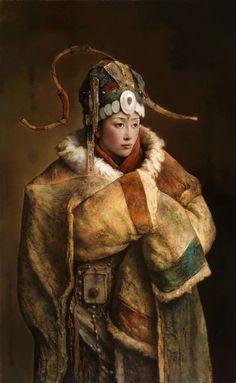 Tang Wei Min  1971, China