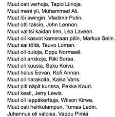 Finnish puns Funny Quotes, Funny Memes, Jokes, Learn Finnish, Story Quotes, Make New Friends, Special Education, Puns, Texts