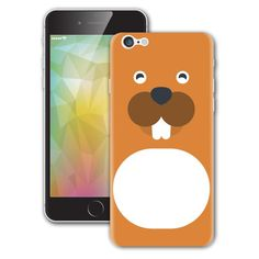 Animals Beaver iPhone sticker Vinyl Decal