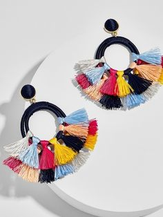 Ayana Hoop Earrings