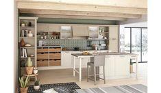 Kuchyňa v útulnosti vidieckom štýle Innovation, Space, Kitchens, Furniture, Studio, Home Decor, Houses, Floor Space, Decoration Home