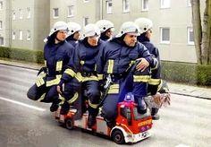 Recortes en el cuerpo de bomberos