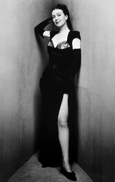 dancer Gypsy Rose Lee by Irving Penn.